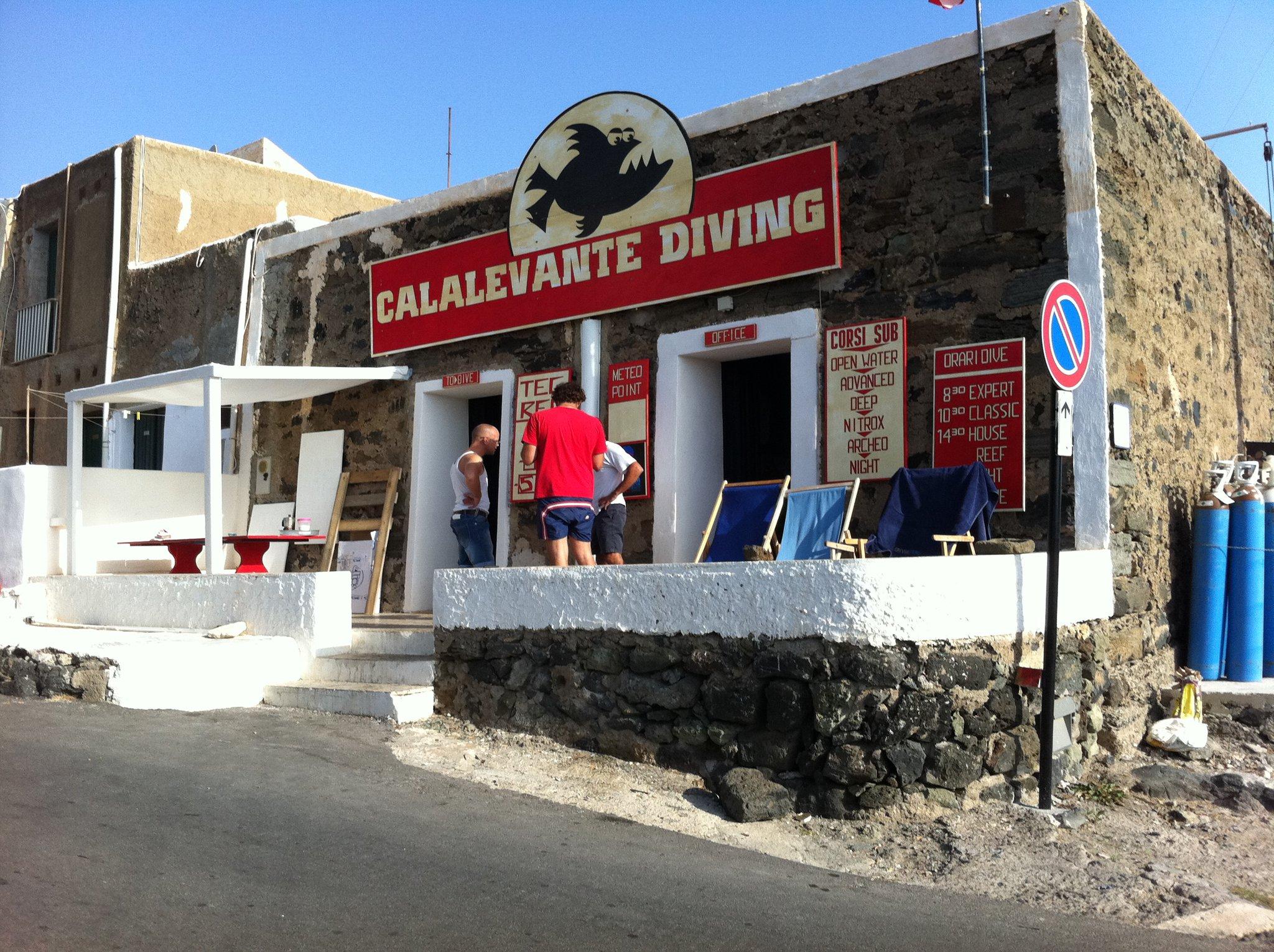 Il Diving Cala Levante di Pantelleria