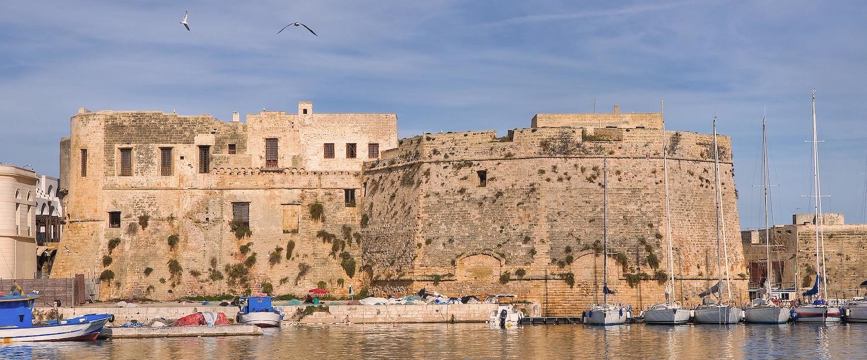 Gallipoli Castello