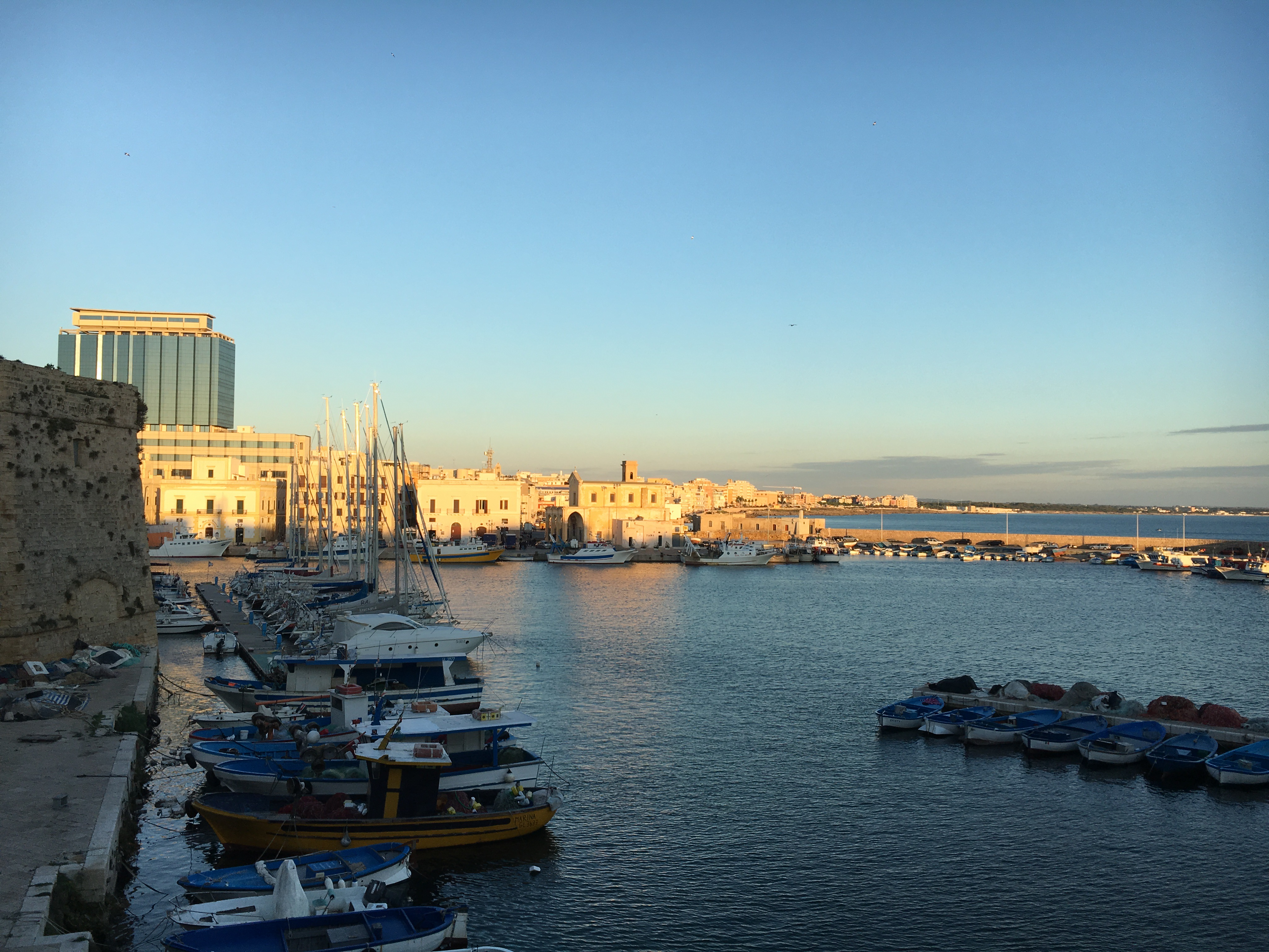 Gallipoli porto