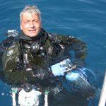 Mario Arena, ricercatore ed esploratore subacqueo della GUE
