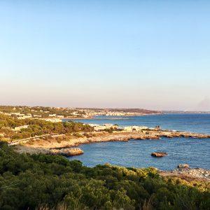 Panorama di Santa Caterina visto dalla Torre dell'Alto