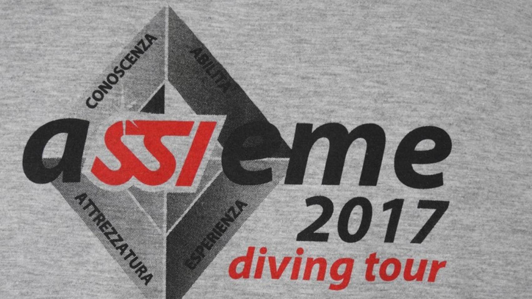 aSSIeme Diving Tour 2017