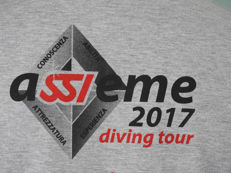 aSSIeme Diving Tour 2017