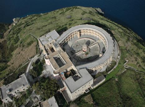 Il penitenziario di Ventotene
