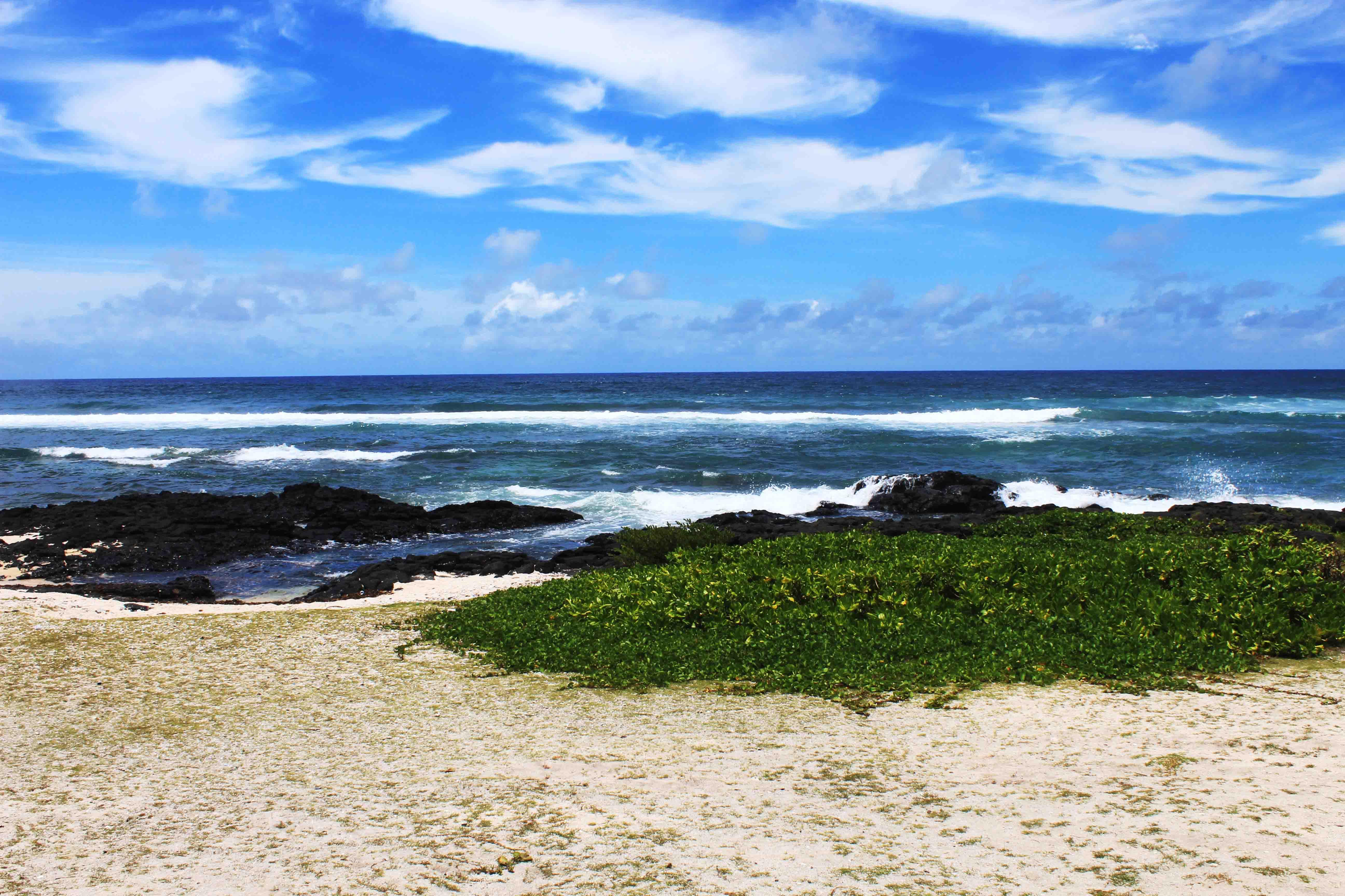 Mauritius costa est