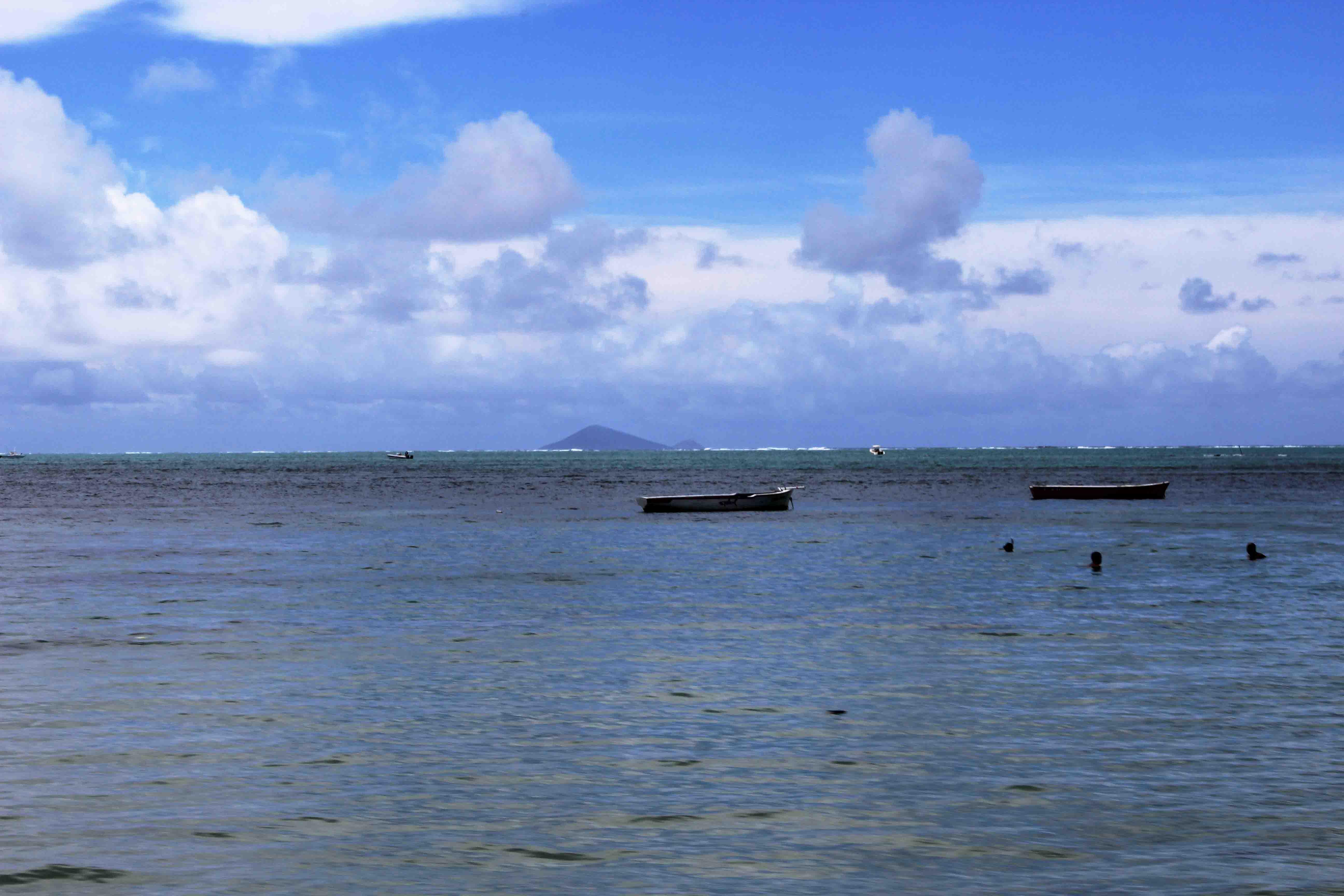 Mauritius costa nord