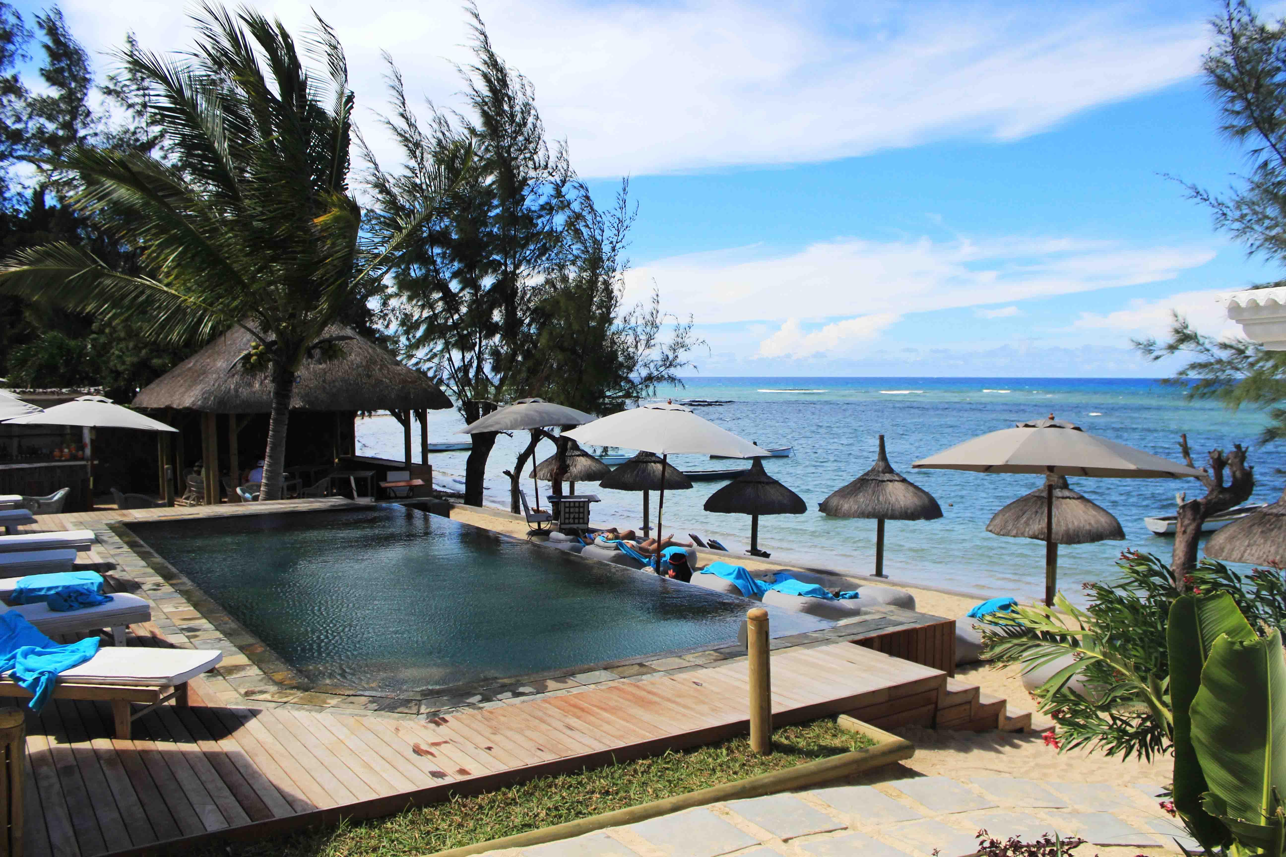 Sole e relax a Mauritius