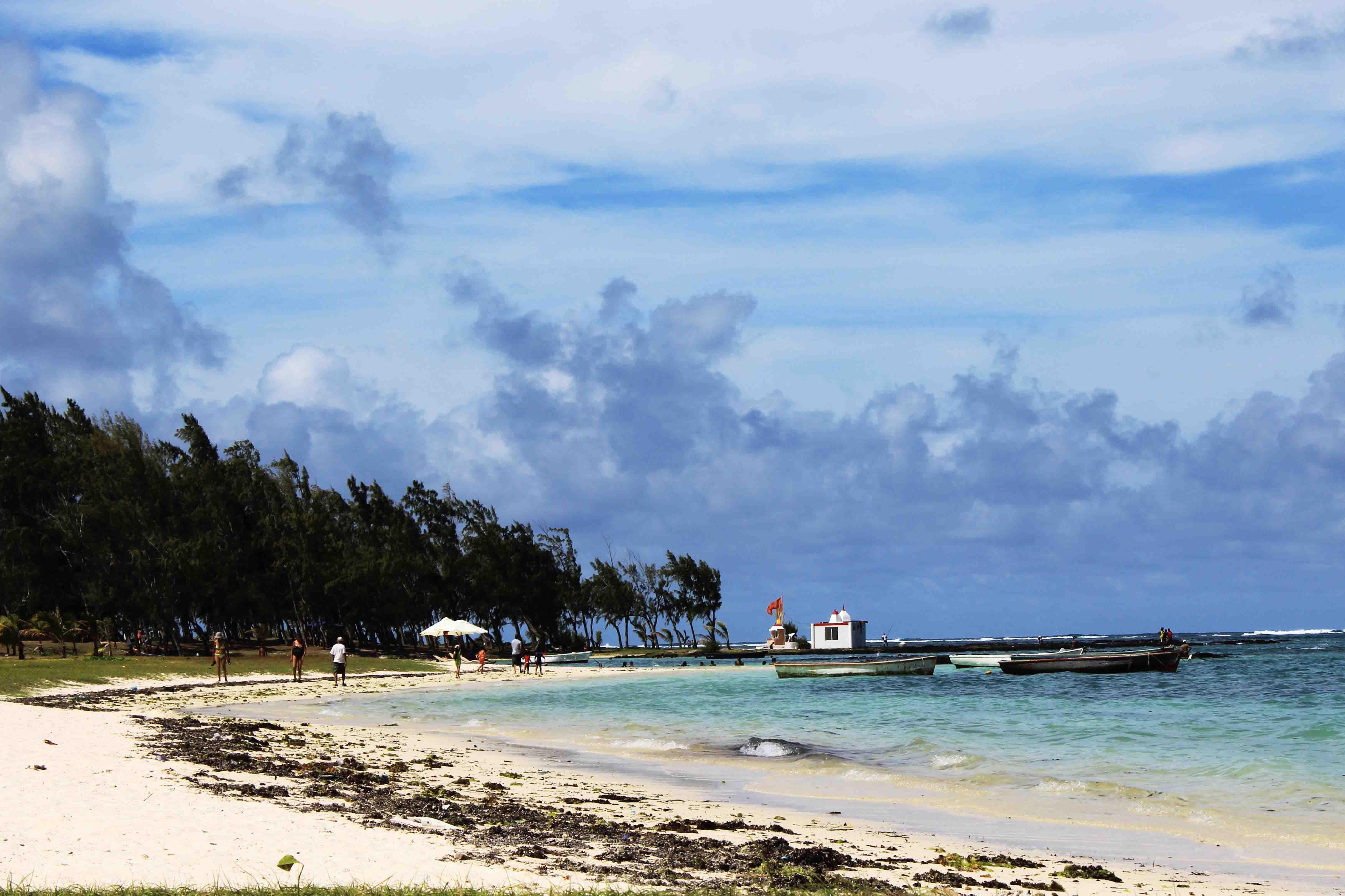 Mauritius spiagge