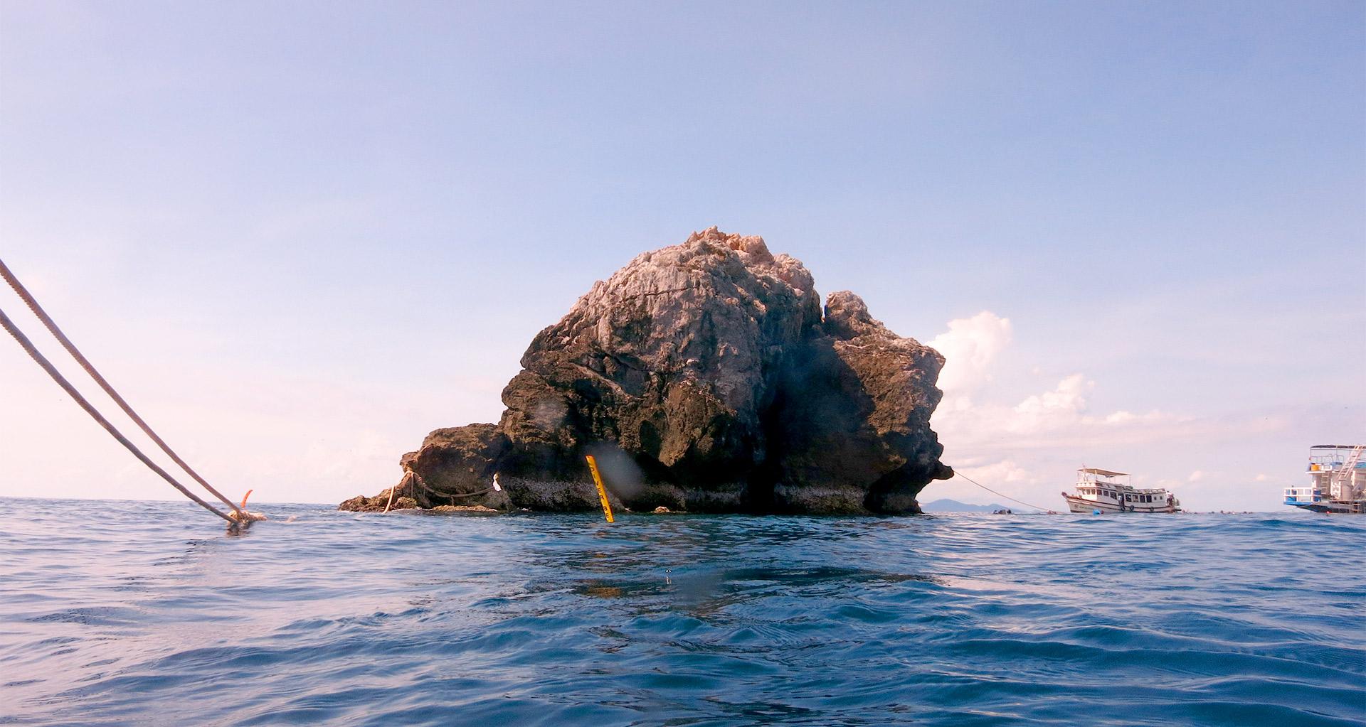 Sail Rock Immersione in Thailandia