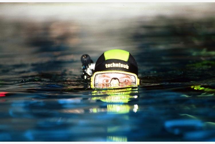Il cuore del subacqueo